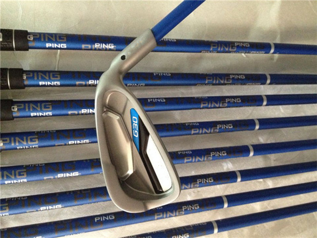 G30 Iron Set Golf Irons OEM Clubs 4-9WUS(9PCS) Regular/Stiff Graphite Shaft Come Head Cover - Leisures store