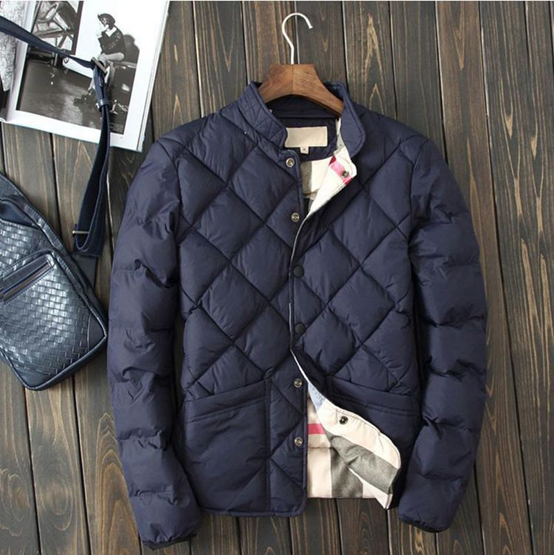 2016 Winter brand jacket Men fashion warm padded jacket coat cotton casual European Men autumn outerwear winter coat windbreaker(China (Mainland))