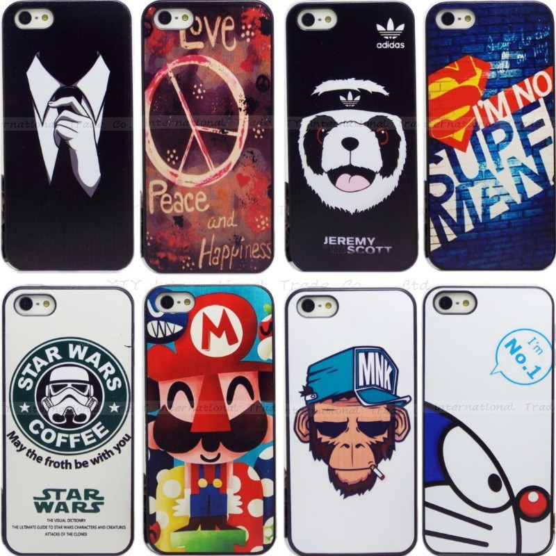 5/5S SE 4'' Newest Design Hard Back Cover For iPhone 5 5S iPhone SE Cases Case Cell Phone Shell 2016 Newest Arrival Hot Sold!!(China (Mainland))