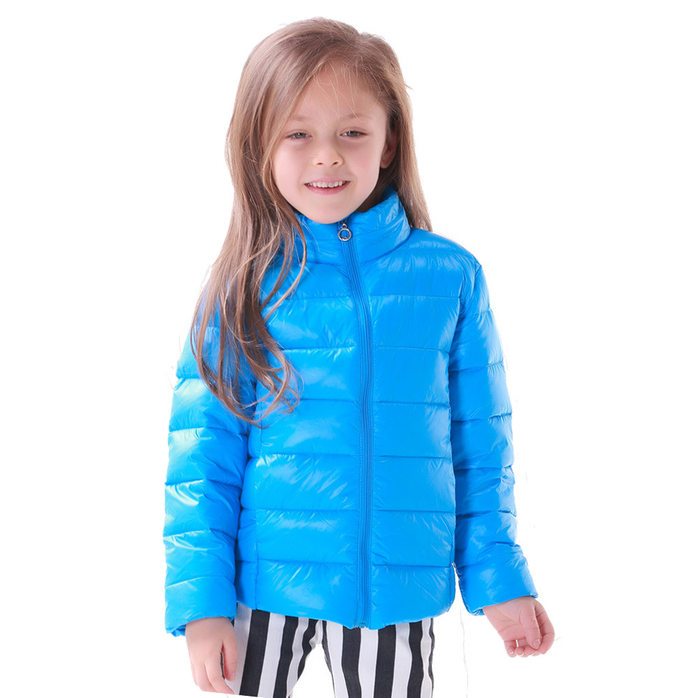 children s jacket winter clothes thin thermal