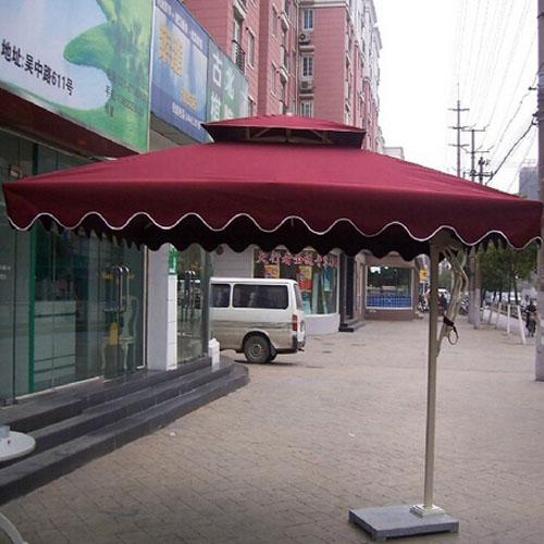 Outdoor umbrellas umbrella patio booth beach sun folding banana<br><br>Aliexpress