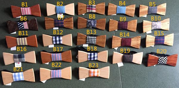 new 2015 Fun personality mens tie leisure wooden bow ties bowtie butterflies 10pcs/lotОдежда и ак�е��уары<br><br><br>Aliexpress