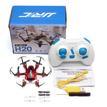 Free Shipping! JJRC H20 Mini 2.4GHz 4CH 6-Axis RC Drone Quadcopter Headless Mode One Key Return