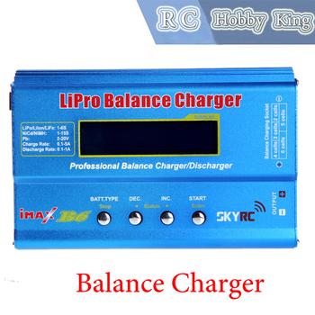 Battery Balance Charger Original IMAX B6 Lipo Digital Balance Charger Charging adapter Wholesale Free shipping
