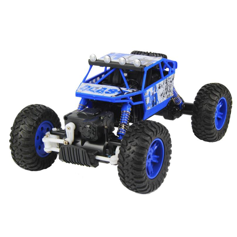 1/18 2.4GHZ 4WD Radio Remote Control Road RC Car ATV Buggy Monster Truck Drive off-road crawler