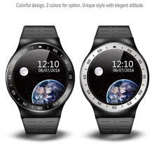Buy Fashion ZGPAX S99A GSM 3G WCDMA Quad-Core Android 5.1 8G ROM Smart Watch GPS WiFi 5.0MP HD Camera Pedometer Heart Rate pk Kw88 for $82.68 in AliExpress store