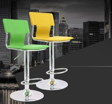 Buy bar stool fashion coffee house chair rotation office computer chair free dining room milk tea table chair for $138.88 in AliExpress store