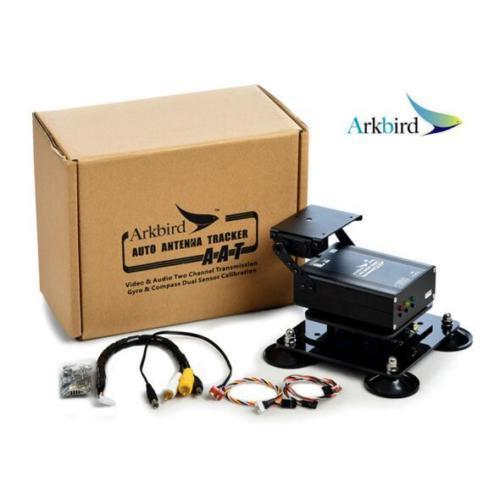 Arkbird FPV Auto Antenna Tracker Gimbal AAT Extend Range 1.2/ 5.8G Ground System(China (Mainland))