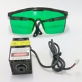 High quality 500mw 405NM focusing blue purple laser module laser engraving 500mw laser tube Laser module