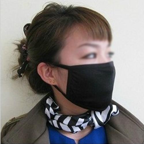 Как сделать маску на пол лица