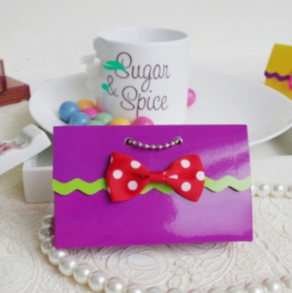 Free shipping 200pcs/lot Handbag wedding paper favour boxes, paper gift bag, sweet box JGY-6 ,Purple(China (Mainland))