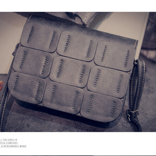 Korean version of the new squares handbags explosion models small square bag shoulder bag diagonal packet
