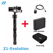Buy ZHIYUN Z1 Evolution GOPRO 3-Axis Gimbal xiaoyi action camera 3 Axis Gimbal stabilizer Brushless steadicam 4-Way Joystick for $289.00 in AliExpress store