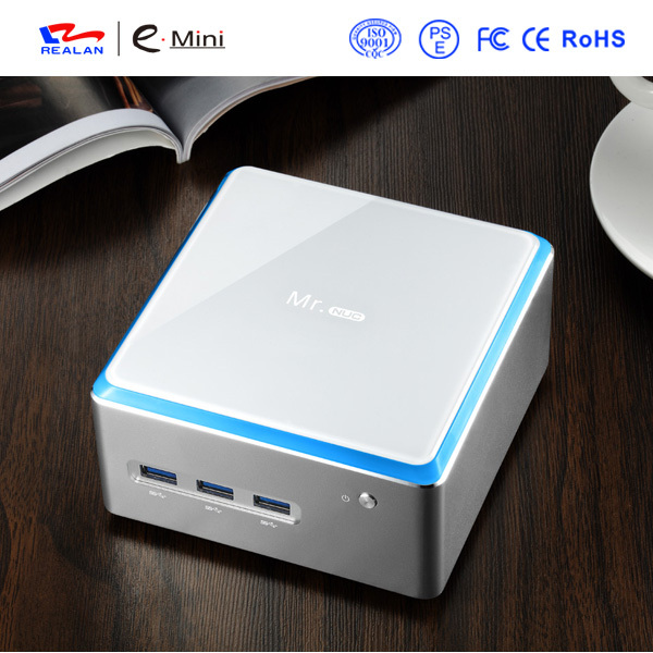 4GB DDR3 RAM+16GB SSD MINI PC Haswell With Intel Core i5 4250U Integrated Intel HD Graphics 4400 4K HD DHL Free Shipping Umpc<br><br>Aliexpress