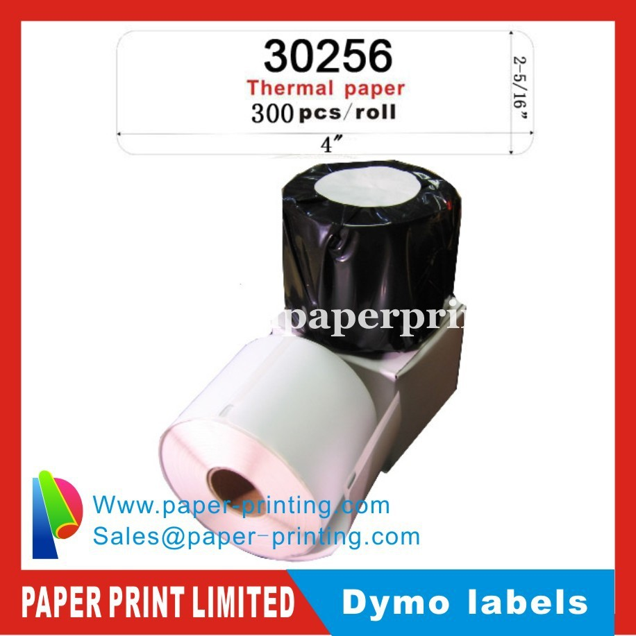2 x Rolls shipping Labels dymo thermal label Dymo 30256(China (Mainland))