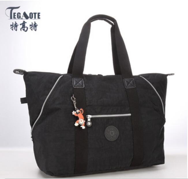 2016 Fashion Nylon Waterproof Kipled Handbag Multifunction Large Capacity Women Shoulder Bag Tote Bag Bolsos Messenger Bag 1309(China (Mainland))