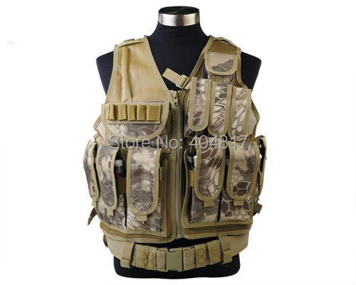 Free Shipping SWAT Team Airsoft Tactical Molle Vest MAD<br><br>Aliexpress