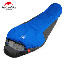 Buy NatureHike Outdoor 220*83cm Camping & Hiking Mummy Sleeping Bag Winter Autumn Ultralight Sleeping Bag for $47.36 in AliExpress store