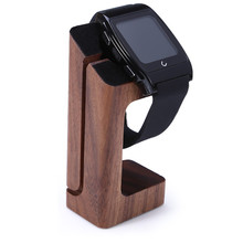 Worth Recommended Wooden Wristwatch Tool Genuine Charging Dock Watches Buttress Set Lightweight Non-slip Base Relogio Holder Kit(China (Mainland))