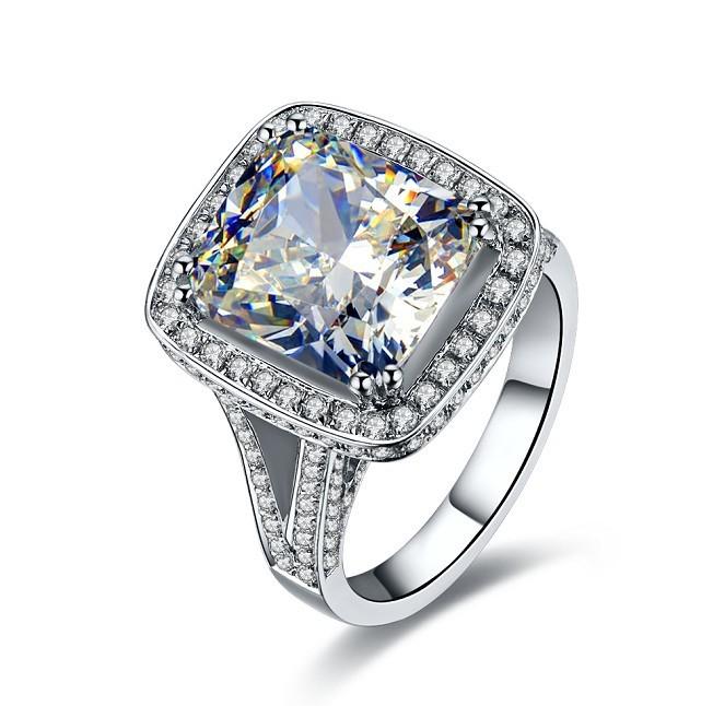 Big Diamond Rings Cheap
