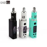 Electronic cigarette smoking cessation aid