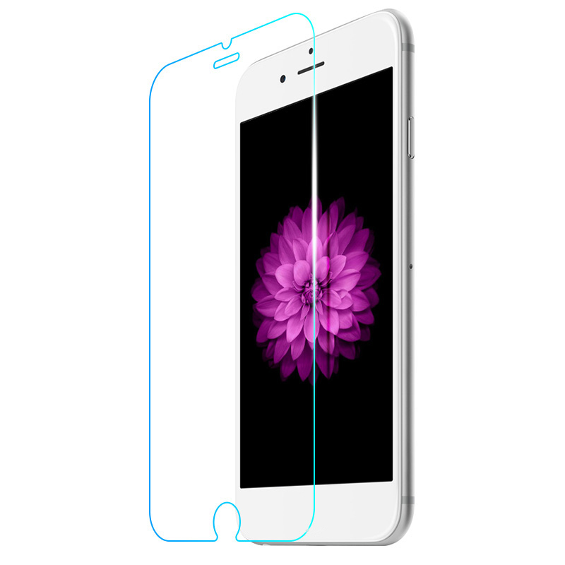 2015 New Tempered Glass Screen Protector For Apple iPhone 6s plus Anti Explosion Screen Toughened Film