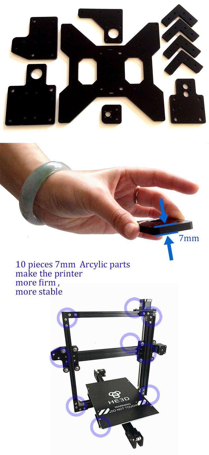 acrylic parts