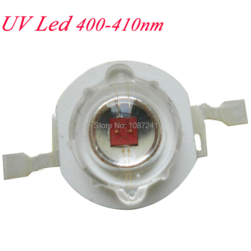 3W UVA high power led diode with 2 years warranty<br><br>Aliexpress