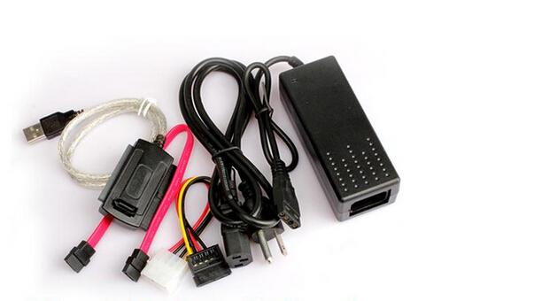 USB TO SATA IDE Hard Drive Cable Adapter Converter C1(China (Mainland))