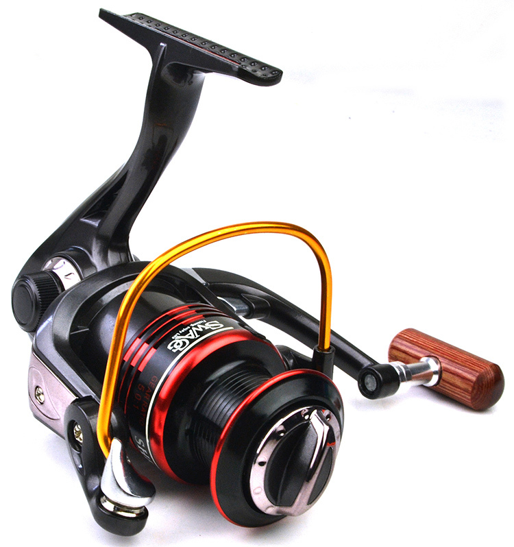New arrival Fishing Reels Ball Bearing12BB 1RB Spinning Reels SHK Pre Loading Spining Wheel right left