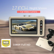 2.7''LCD Screen 1080P Full HD Car Video Digital Camera 170 Degree Wide Angle DVR Recorder Night Vision(China (Mainland))
