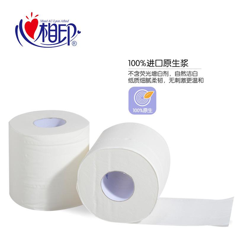 10pcs Toilet Paper Roll Toilet Paper China Toilet Tissue Rolls Printed Toilet Paper Rolls In Roll Sanitary Paper Tampons Regular(China (Mainland))