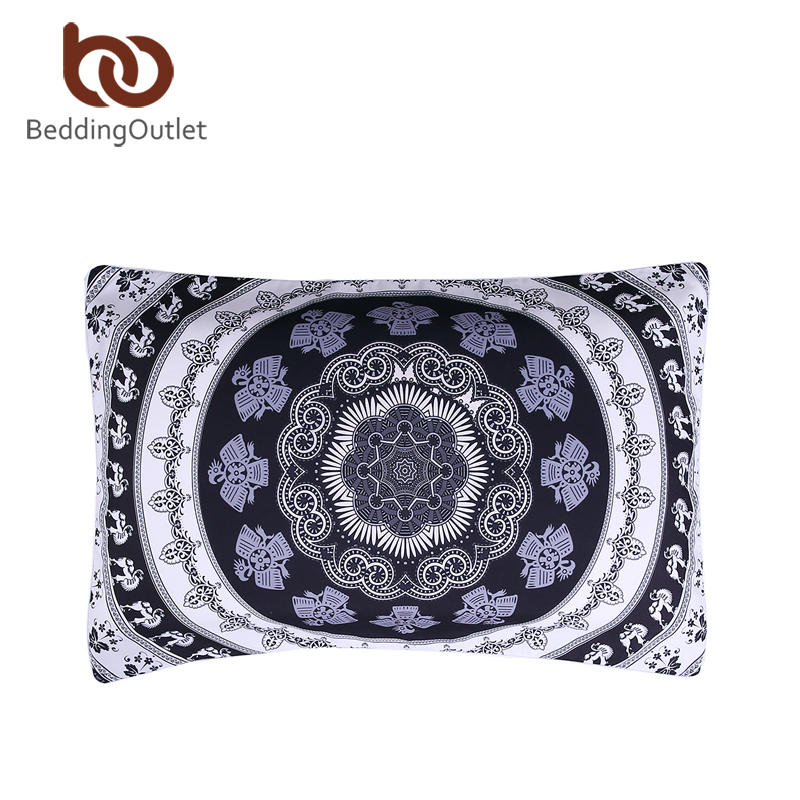 bohemian round indian case poufs pillowcase product pillow pattern cases floor small cover boho mandala from decorative cushion