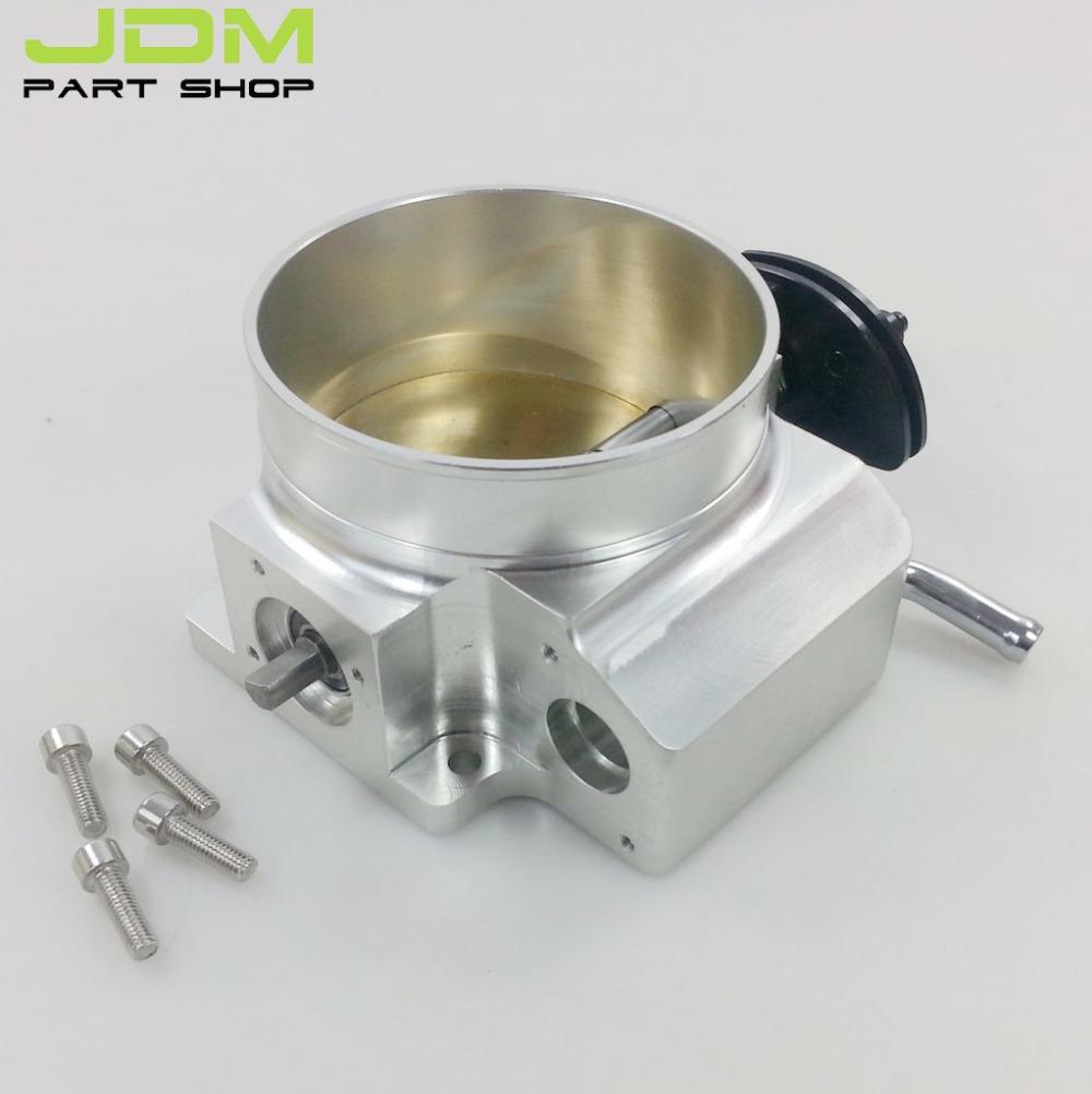 wholesale price aluminum 102mm throttle body car parts(China (Mainland))