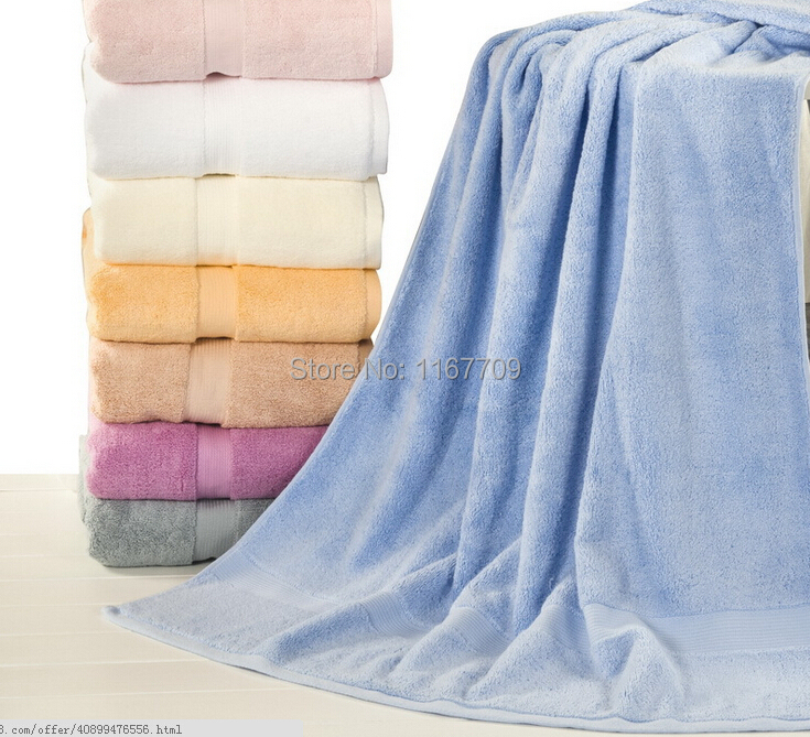 90 180cm High Quality Bath Towel Beach Towels Large Size For Adults 100 Cotton Luxury Towels