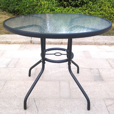 small round glass dining tables outdoor furniture outdoor leisure
