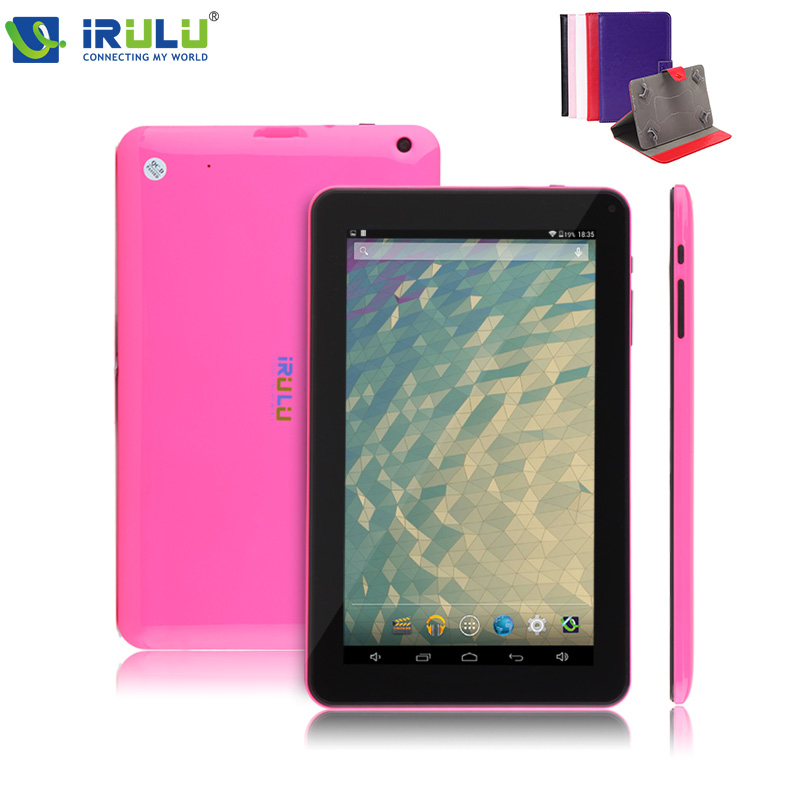 "iRULU X1Pro 9"" Tablet Quad Core Google GMS tested Android 4.4 Tablet 8GB Bluetooth WIFI Dual Cameras 2.0MP With Case(China (Mainland))"