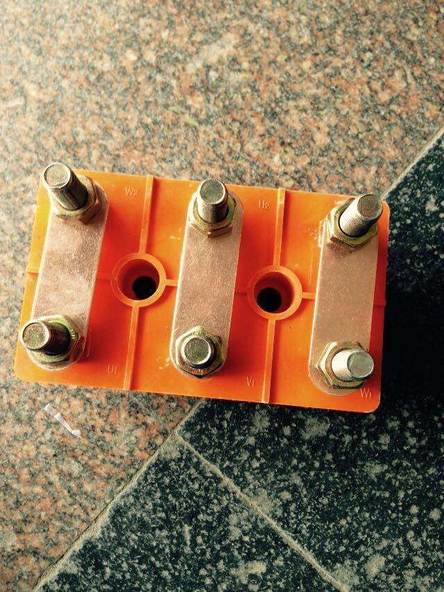 Free shipping y2 63 80 connecting terminal splice terminal for Electric motor terminal blocks