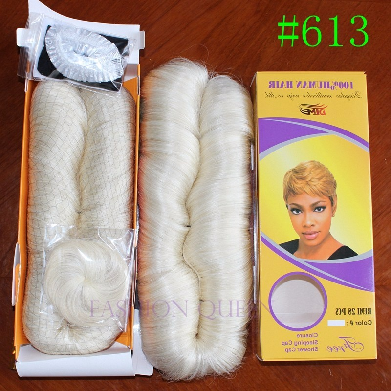 Hot Bob Brazilian Short Straight Hair Weave With Free Closure Virgin Human Short Bump Weave 27 Pieces Hair Weave