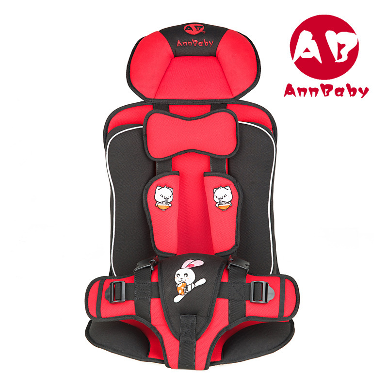 Free shipping seat cover Car portable child safety seat baby car seat to baby seat(China (Mainland))