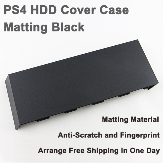 Universal HDD hard Disc Drive cover Case for Playstation 4 PS4 CUH 1000 to 1200 With