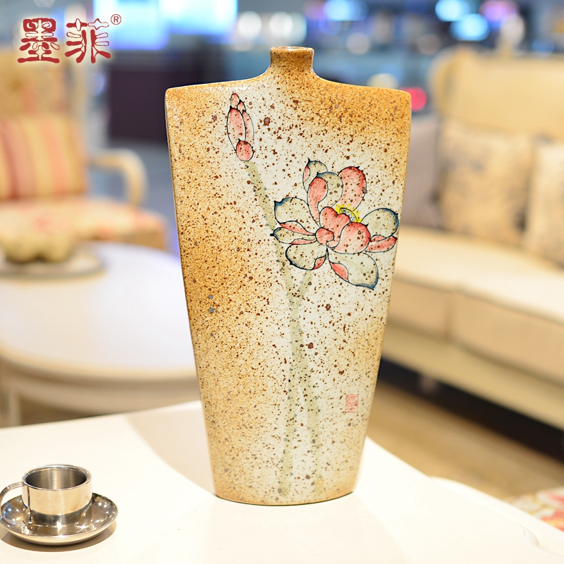 Здесь можно купить  Buy hand-painted bottles for Chinese ornaments retro living room modern minimalist fashion creative home decorations ornaments  Обувь