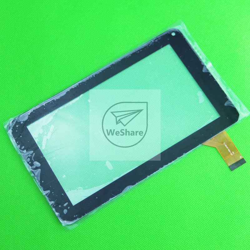 """MF-309-070F-2 186 111 mm 7"""" inch Capacitive Touch Screen Digitizer Glass For Tablet PC MID Repair CZY6347A-FPC(China (Mainland))"""