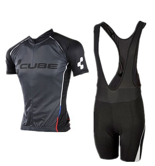 Occupational Cube Team Cycling clothing / Quick Dry Breathable Jersey + GEL Pad shorts (bib) Clothing /maillot ciclismo jersey(China (Mainland))