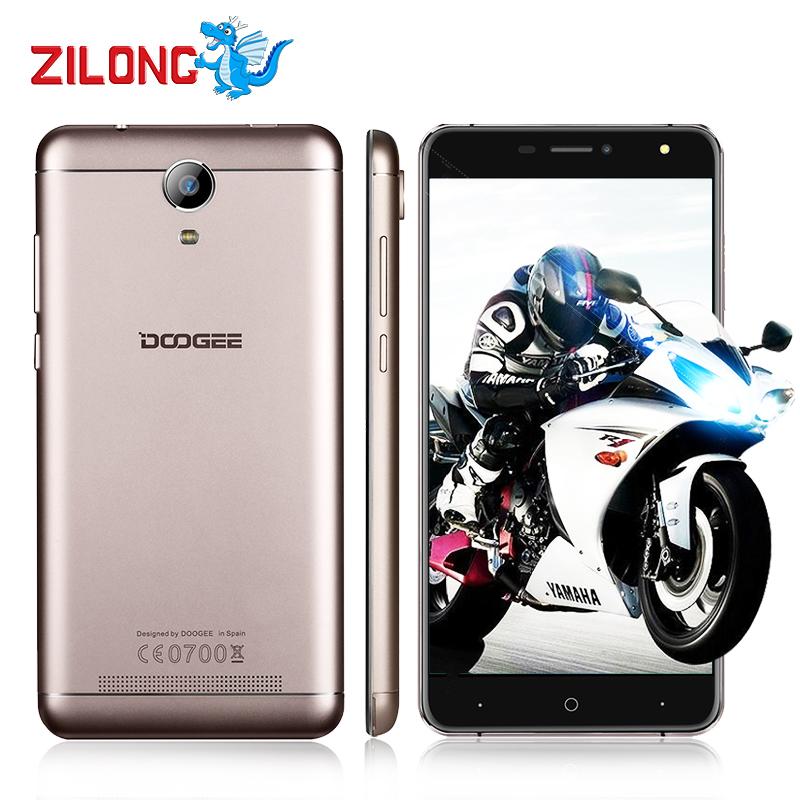 6.0Inch DOOGEE X7 PRO Mobile Phone Android 6.0 1280x720 MT6737 64-Bit Quad Core 2GB RAM 16GB ROM 3700mAh Dual Sim 4G Smartphone(China (Mainland))