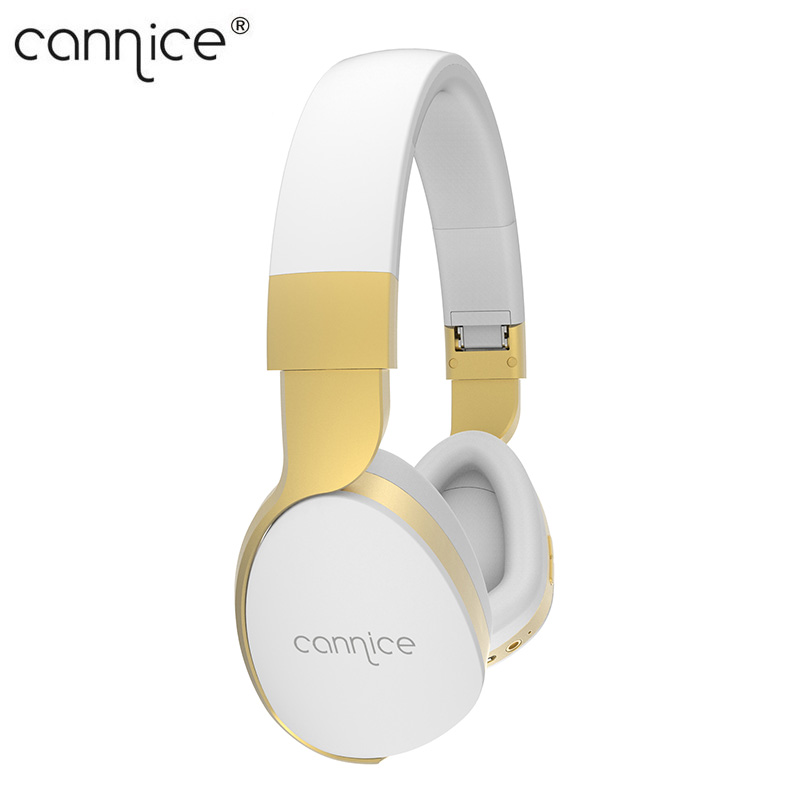 Cannice H3 Pro DJ Headphones Studio Wired and Wireless Headband Bluetooth 4.1 HIFI Active Noise Cancelling 5 EQ mode settings(China (Mainland))
