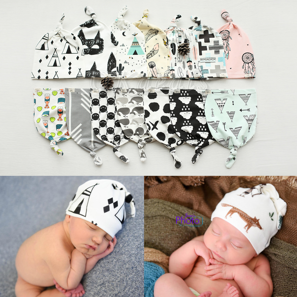 0-2 Years Baby Hats Boys Girls Cap Toddler Beanies Fox Batman Panda XX Teardrop lovely Design Hat Kids Child Infant Hat 7 colors(China (Mainland))