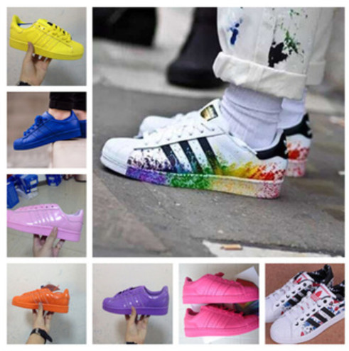 zapatillas adidas superstar de colores zapatillas_adidas_superstar_80s_pione_b35768_nigo_edicion_limitada_blanca_brutalzapas_6_l