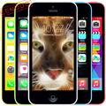 100% Original Apple iPhone 5C I5C IOS 8 Factory Unlocked Dual Core WCDMA 3G Mobile Phone Telefone 8GB/16GB/32GB ROM 8MP A+ Grade