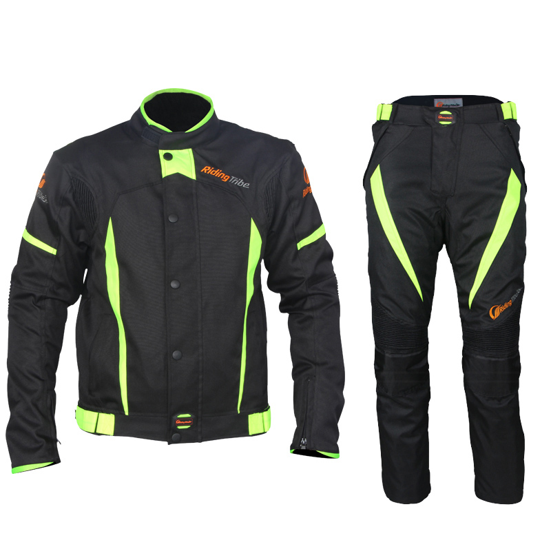 Hot Sale Winter Motorcycle Racing Jacket Pants Suits Protector Motocross Protective Gear Body Armour Protect Vest Clothing(China (Mainland))